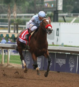 Goldencents responded when his team told him Andale!